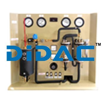 Vapour Jet Refrigerator And Heat Pump