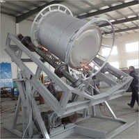 Rock Roll Rotational Moulding Machine