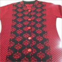 Printed Ladies Coat