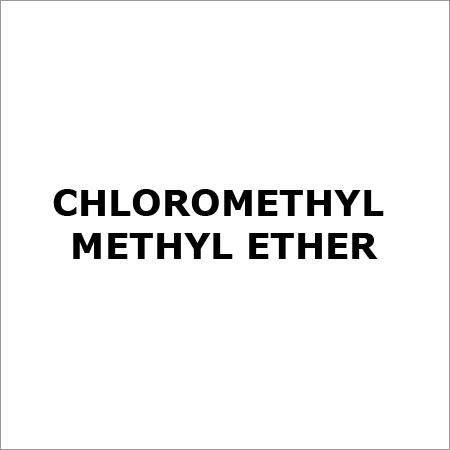Chloromethyl Methyl Ether