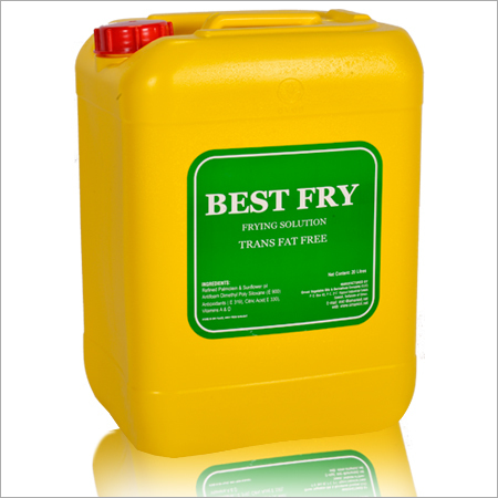 Fat Free Frying Oil