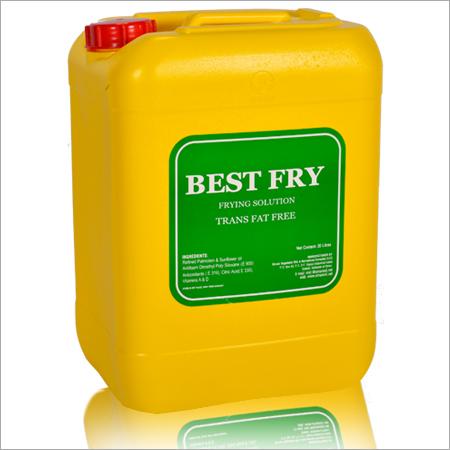 Fat Free Frying Oil