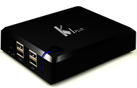 K1 PLUS S2+T2 Smart Android TV Box Amlogic S905 Quad Core
