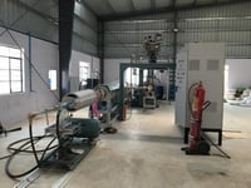Foam Extrusion Machine