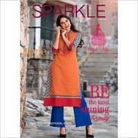 Sparkle 2 Kurtis Catalog