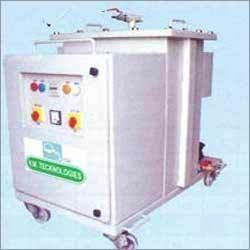 Electrostatic Liquid Cleaning Machine - ELC