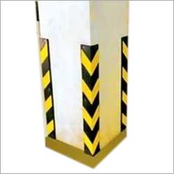 Rubber Column Guard