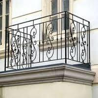 Balcony Railings
