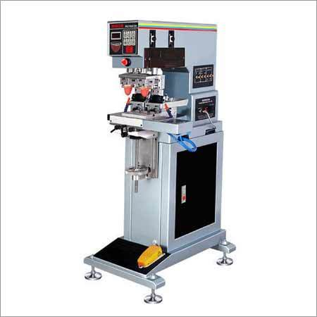 Double Color Pad Printing Machine - Double Color Pad