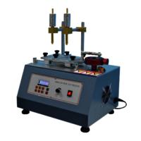 Ethanol, Eraser & Pencil Abrasion Tester