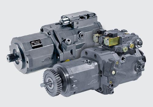 Linde piston pump repair