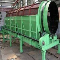 Vibrating Screen For Husk