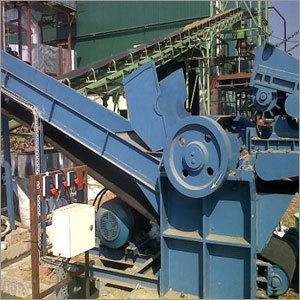 Shredder For Biomass