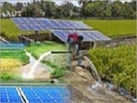 Solar Powered Water Pump