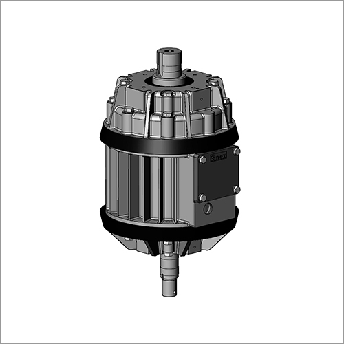 Wedge Flange Unbalance Weight Vibration Motors