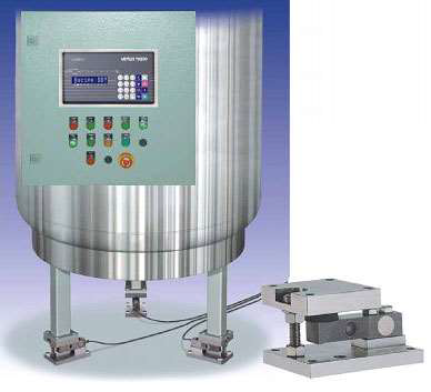 Tank/Hopper/Silo Weighing system