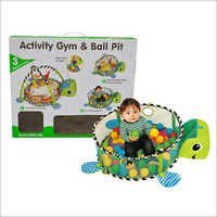 Ball Pit Activity Gym