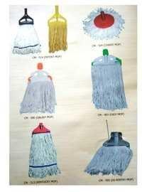 Plastic Klip and Fit mop