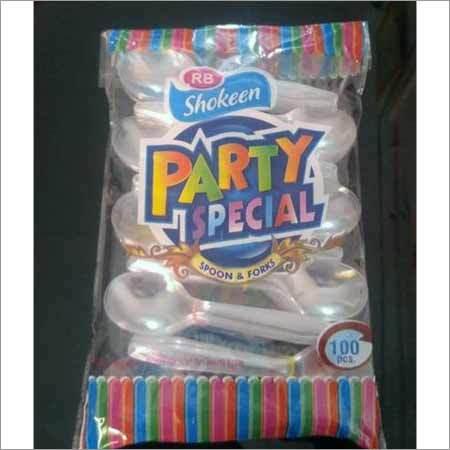 Plastic Disposable Spoon