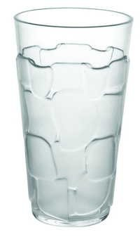 Polycarbonate Ice Glass