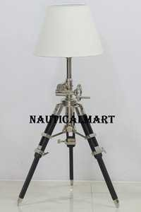 Nautical Royal Design Tripod Table Lamp Home decor