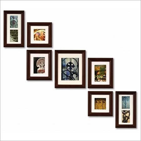 Multiple Wall Frames