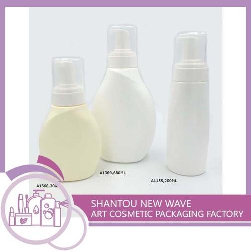 Cream Lotion Shampoo Foam Pump Bottle
