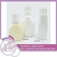 Cream Lotion Shampoo Foam Pump Bottle