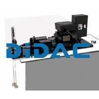Rotating Fatigue Machine Apparatus