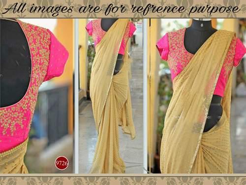 Indian Bollywood Designer Saree