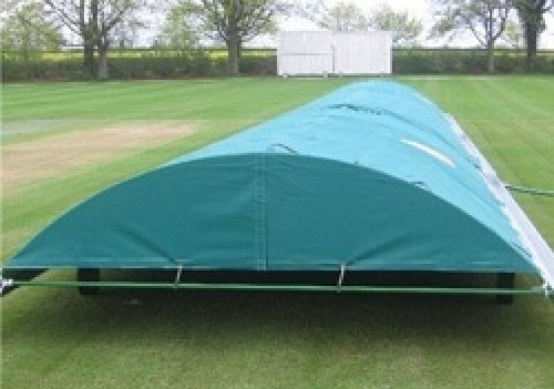 Special Cricket Pitch Cover Cage
