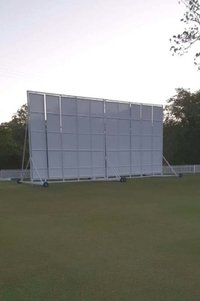Mild Steel Cricket Sight Screen