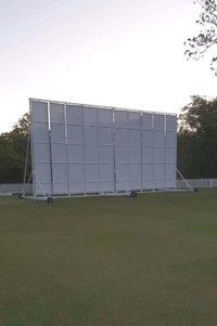 Cricket Aluminium Sliceable Sight Screen