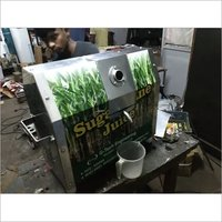 Commercial Sugar Cane Juice Machine