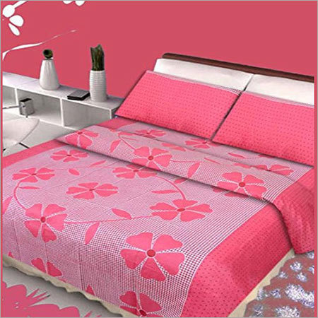 Double Cotton Bedsheet