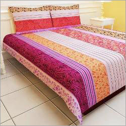 Double Polyester Bedsheet