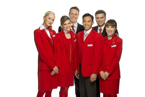 Airlines Uniform Fabric