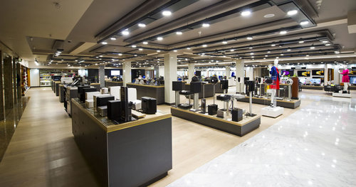 Retail Store Electrical Projects