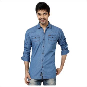 Gents Jeans Shirts