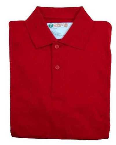 Golf T-Shirt Mercerised Cotton