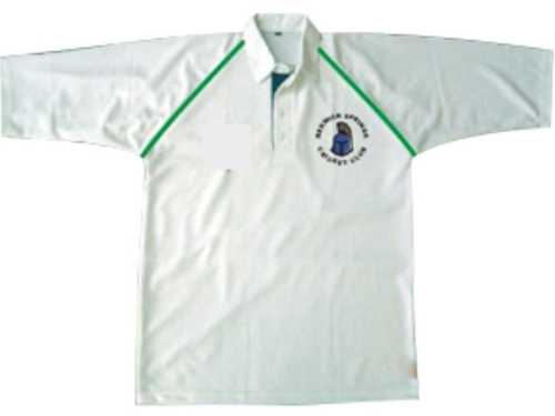 Cool Dry Cricket T-Shirt Quarter Sleeves Polyester