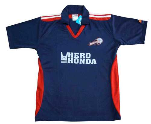 T-20 Cricket T-Shirt Polyester