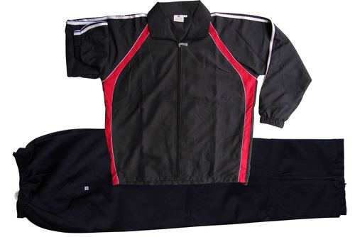 Track Suit in Micro Pitch
