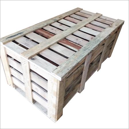 Heat Treated Crates