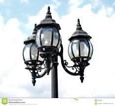 Electric Lamp Post