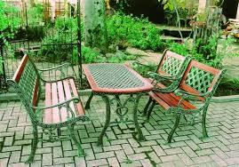 Garden Cast Iron Chairs