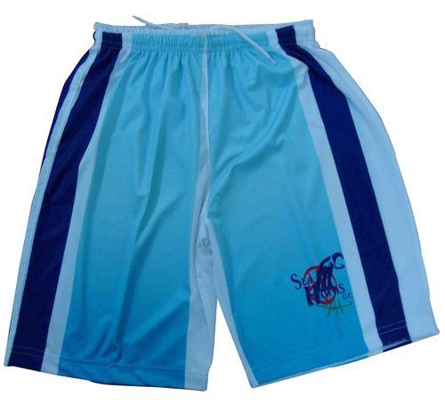 Basketball Sublimated Short