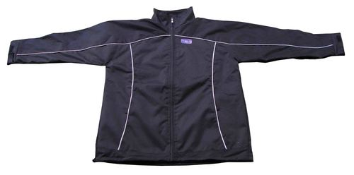 Football Coach Jacket Micro Polyseter with Fleece Lining