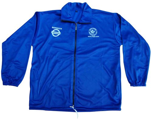 Football Players Jacket in Super Poly