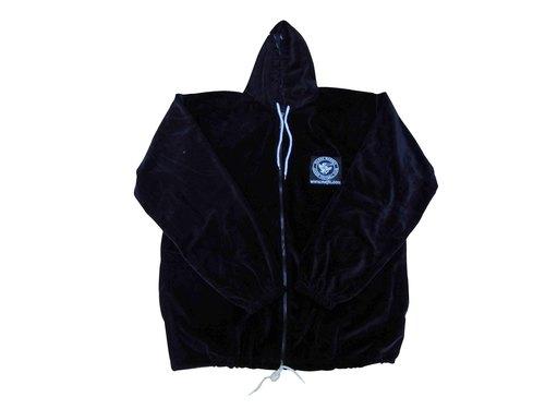 Hoodie Velvet Jacket